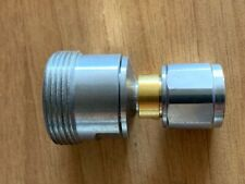HUBER&SUHNER ADAPTER PC7M-7/16F PRECISION ADAPTER PC7M-7/16F DC-12,4GHZ