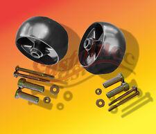 AM116299 & AM133602 John Deere Mower Deck Wheels & Bushings & Hardware  USA