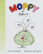 Moppy is Calm, Jane Asher - Paperback Book NEW   B4