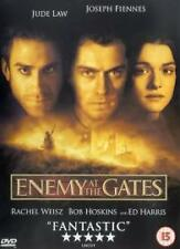ENEMY AT THE GATES - NEW / SEALED DVD - UK STOCK