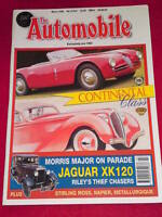 THE AUTOMOBILE - JAGUAR XK120 - March 1998 Vol 16 # 1