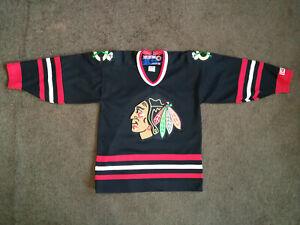 NHL Chicago Blackhawks Alternate Jersey Trikot Boys L/XL