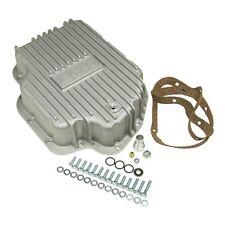 B&M 20280 Aluminum Deep Transmission Pan TH400 Turbo 400 2qt Additional Capacity