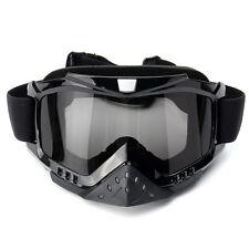 Motorcycle Motocross Windproof Goggles Anti-UV Glasses Dustproof Lens