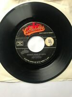 The Capris Morse Code of Love, There's a Moon Out Again 45 RPM Fast shipping!
