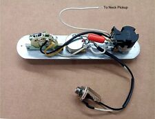 Telecaster 5-Way 3 pickup custom 7 Sound Wiring harness