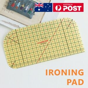 Hot Ironing Ruler Sewing Patch Tailor Making Craft DIY Measuring Handmade Tool