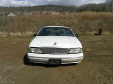 FRONT BUMPER WHITE FITS 91 92 93 94 95 96 CAPRICE NO SHIPPING!!