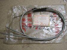 KAWASAKI NOS GREY STARTER CABLE   A7    54017-022