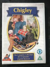 CHIGLEY COMPLETE SERIES DVD All Episodes Original Brand New Sealed UK Release R2