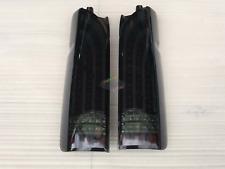 2pcs Smoke Black LED Tail lights Rear Brake Lamps For TOYOTA Hiace 200 2005-2017