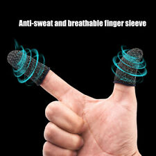 Mobile Game Finger Sleeve Controller, Touch Screen Breathable Anti-Sweat Shoot