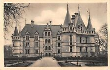 BF9981 face nord chateau d azay le rideau france        France