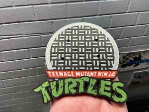 TMNT Teenage Mutant Ninja Turtles Figure Display NECA