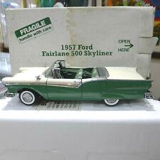 Danbury Mint 1957 Ford Fairlane 500 Skyliner