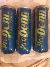 Pro Penn Marathon X-Duty Felt Tennis Balls 3 Can lot - Yellow1of3CansOpened2new