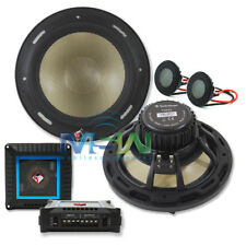 """*NEW ROCKFORD FOSGATE T3652-S 6-1/2"""" POWER SERIES 2-WAY COMPONENT SPEAKER SYSTEM"""