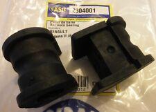 2X Anti Roll Bar Bush Kit For Renault Laguna MK1 & MK2 19mm Sasic Ref 8200272594
