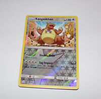 Sun Moon Unified Minds Pokemon Card Rare Reverse Holo Kangaskhan 163/236 new