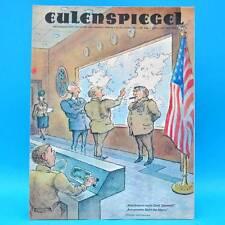 Eulenspiegel 9/1986 | DDR-Wochenzeitung für Satire und Humor | Geburtstag B