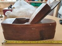 Vintage Rob Sorby Wood Plane branded by Cross Bros Ltd Cardiff good condition