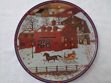 The Overflow Antique Market by Charles Wysocki Collector Plate No 7232A