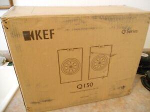 KEF Q150 Bookshelf speakers Q150 Black
