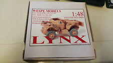 Lynx Wespe Resin Models 1:48 Wes 48004