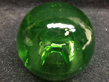 Green Vaseline glass gear manual Shift Knob car truck uranium rat rod part neon