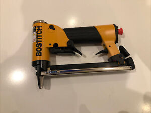 Bostitch 21680B-E Stapler , Pneumatic 80 Tacker (4-16mm)Staple Length