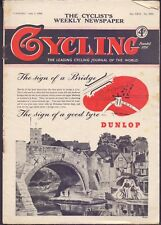 Vintage Cycling Magazine 7th July 1948 The Cyclist's Weekly Newspaper (BB 2)