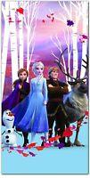 Disney Eiskönigin II Handtuch 'Glauben' Anna, Elsa, Olaf, Sven Und Kristoff