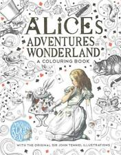 Alice's Adventures in Wonderland Colouring Book von Lewis Carrol (2015, Taschenbuch)