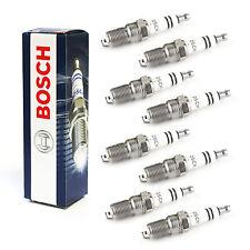 8x Audi V8 3.6 Quattro Genuine Bosch Super Plus Spark Plugs