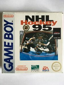 NHL '95 (Nintendo Game Boy, 1995) HARD TO FIND