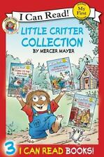 3 I Can Read Little Critter Books Mercer Mayer Kindergarten First Grade