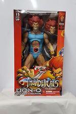 """Mezco Toyz Thundercats Mega Scale Lion-O Deluxe Edition 14"""" Action Figure 48060"""
