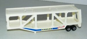Hot Wheels Blackwall Auto Carrier Hauler Transporter Trailer ONLY 1980 Near Mint