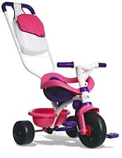Smoby - 444245 Tricycle BE Move Confort Evolutif Rose