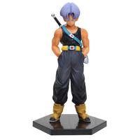 Dragon Ball Z DBZ Trunks Super Saiyan PVC Figure Figurine JP Anime Fans Gift Toy