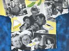 vintage 90s ANDY GRIFFITH SHOW ALL-OVER PRINT T-Shirt XXL hip hop tv movie promo