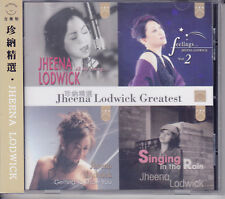 """Jheena Lodwick - Greatest"" The MusiLab Audiophile CD New Sealed"