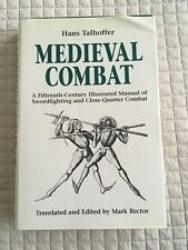 Medieval Combat HB Hans Talhoffer Mark Rector