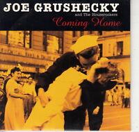 CD SINGLE PROMO MONOTITRE JOE GRUSHECKY / THE HOUSEROCKERS