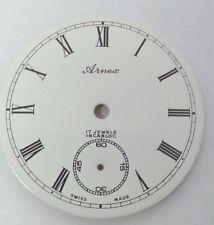 Eaglestar -Arnex pocket watch dial for UT- 6498 Movement  38.57mm