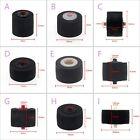 5pcs Retractor Press Belt Pulley Audio Pinch Roller Tape for Cassette Deck