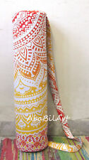 Ombrey Mandala Yoga Bag Hippie Indian Yoga Mat Carrier Bags With Shoulder Strap