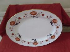 Royal Crown Derby, BALI, Large Oval Platter REDUCED!