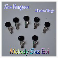 Saz Baglama // Burgu // Shadow // Wirbel //Kulak  Melody Saz Evi
