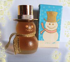 Mignon °º✿ SNOWMAN Petite ✿º°  AVON 25 FL.OZ mini perfume miniature OLD